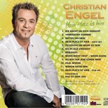 """CD-Album """"Mein Platz ist hier"""" - Titelfolge"""